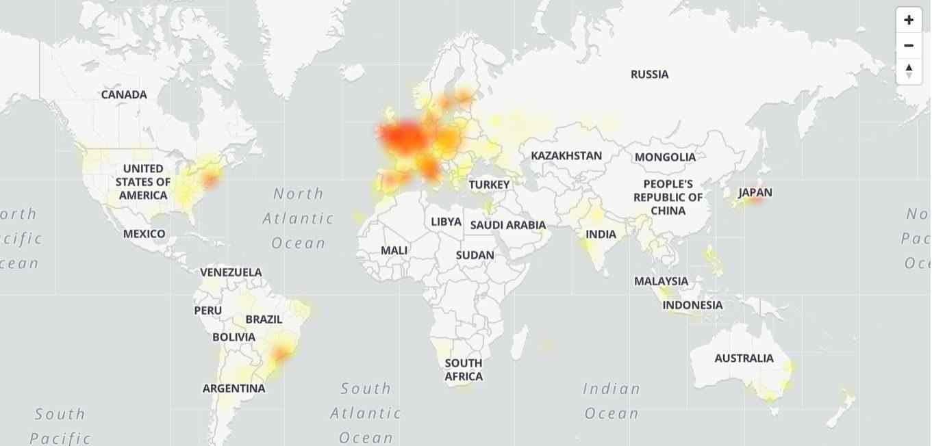Gmail ve YouTube çöktü: Google servisleri çalışmıyor