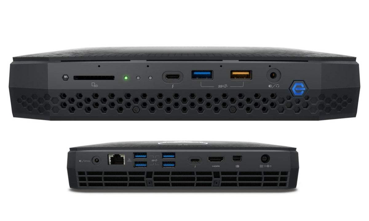 Tiger Lake-U özellikli Intel NUC 11 mini PC modelleri resmileşti