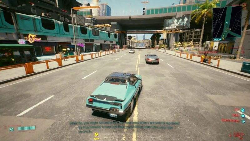 Cyberpunk 2077'nin ilk büyük güncellemesi oyun ilerlemesini çökertiyor