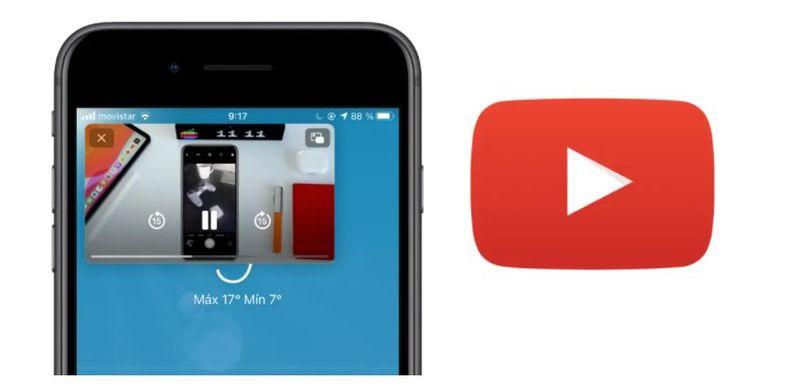 İOS 14.5 ile tüm tarayıcılara gelen YouTube PiP özelliği