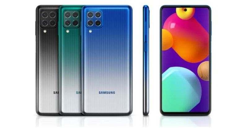 Yeni Samsung Galaxy M62, dev bir pil ve son teknoloji işlemciyle geliyor