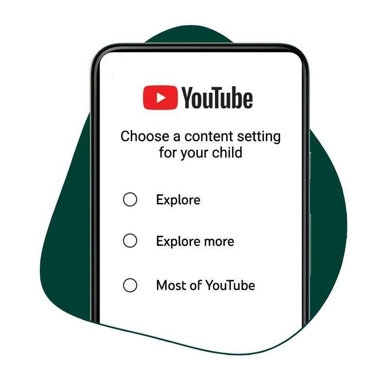 YouTube, özellikle gençler için ebeveyn denetiminde bir deneyim başlatmak üzere