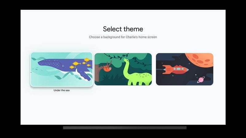 Google TV, çocuklar için profiller ve günlük kullanım sınırları sunuyor