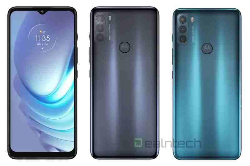 Motorola Moto G50 tasarımı ve özellikleri önceden açıklandı