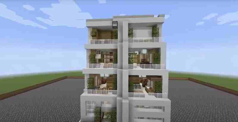 Bu AI, Minecraft'taki binaları yenileyebilir ve hatta ağaçları ve tırtılları bile hareket ettirebilir.
