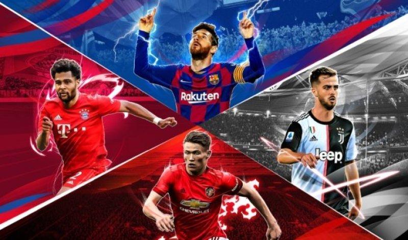 PES mobil 400 milyon indirmeye ulaştı ve Konami bunu Leo Messi ile kutluyor