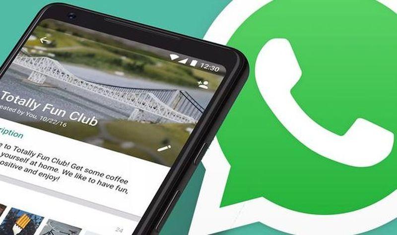 İPhone için Whatsapp iki önemli değişiklik aldı