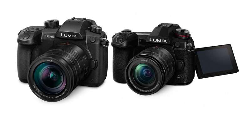 The GH5 and G9 share the same sensor and many features, but there's also some key differences.