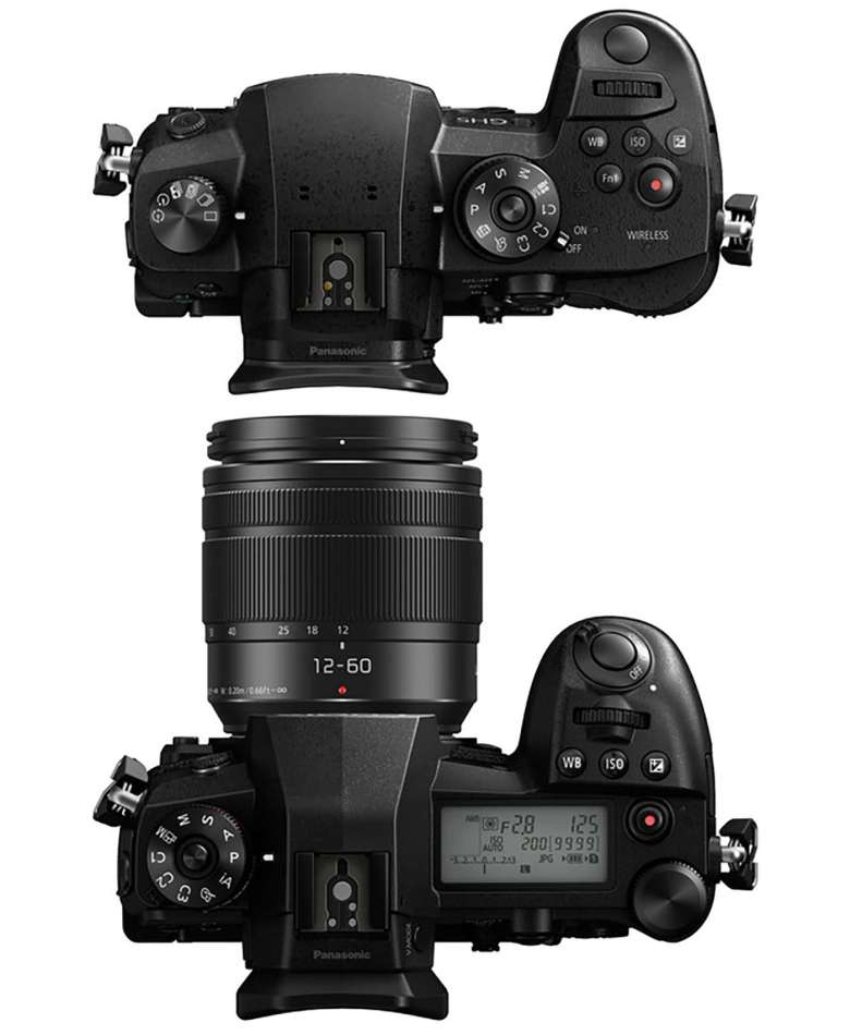 The GH5 offers 12FPS, but the G9 boasts 20FPS, or 60FPS without continuous focus!