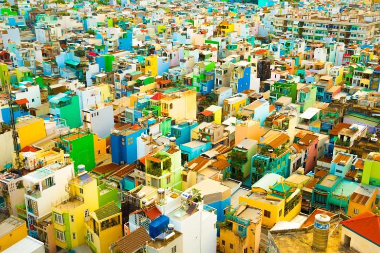 The Colourful Ho Chi Minh City