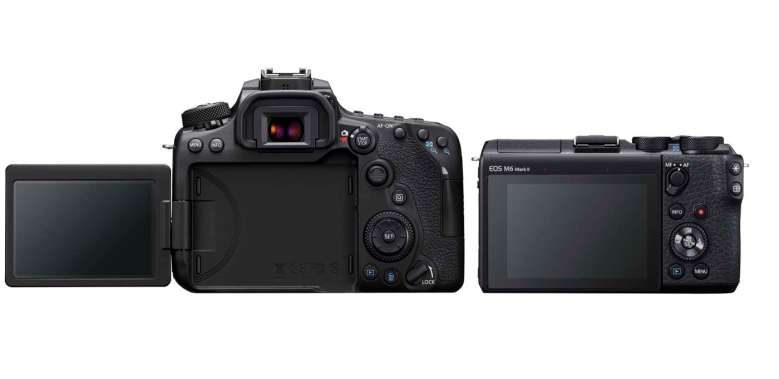 The 90D offers a massive battery life that's good for 1300 shots.