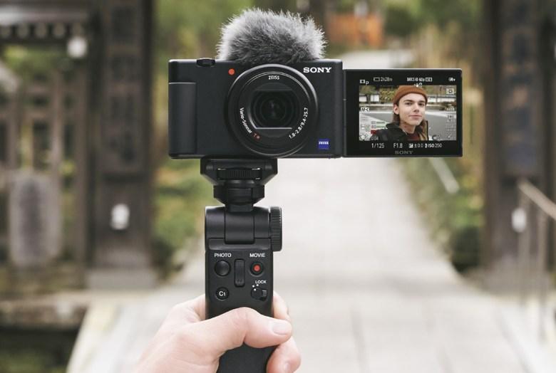 Sony S Zv 1 Is The Ultimate Vlogging Camera Digitalrev