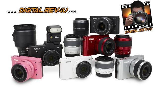 Nikon 1 Family