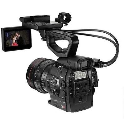 Canon EOS C300 c