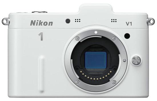 Nikon-1-V1-camera-white
