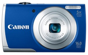 Canon-PowerShot-A2600-digital-camera-blue