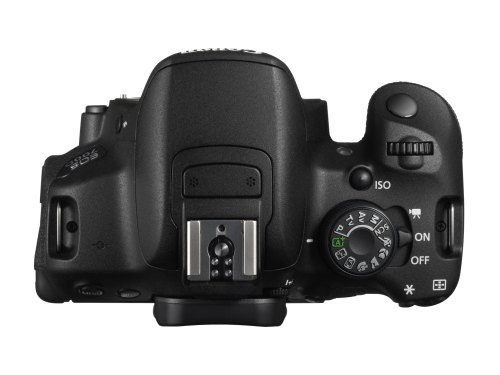 Canon-EOS-700D top