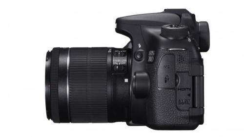 EOS 70D SIDE LEFT w EF-S 18-55mm IS STM-580-75