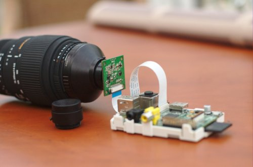 Using-mobile-phone-Raspberry-Pi-camera-sensor-with-Nikon-lenses