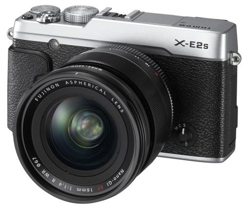 X-E2S_silver_leftside_16mmF1.4