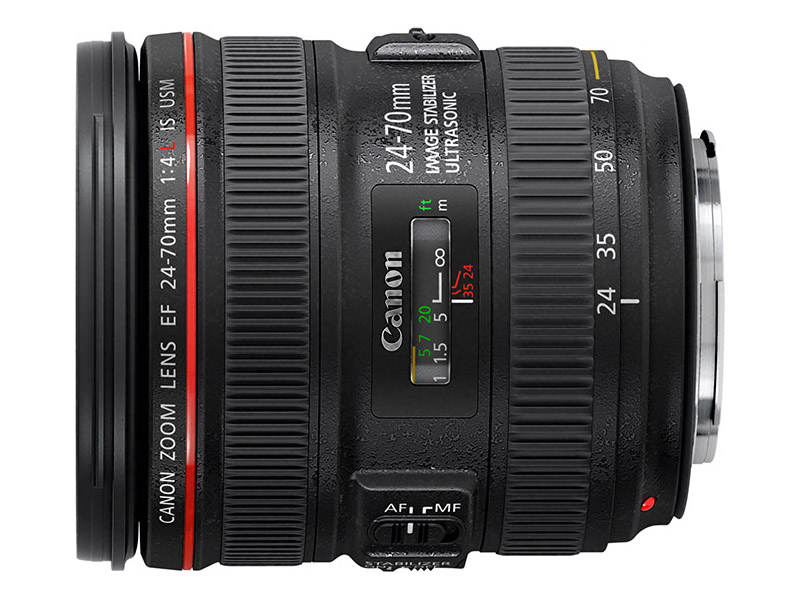 Canon 24-70 f4L IS USM