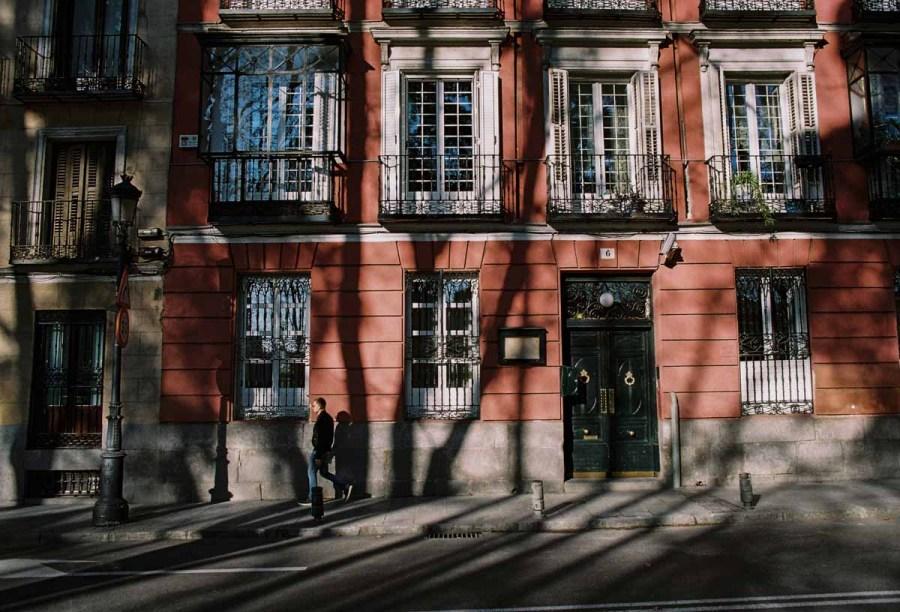 Fotografía de calle tomada por David López