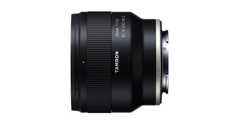 Objetivo Tamron 20mm f/2.8 Di III OSD