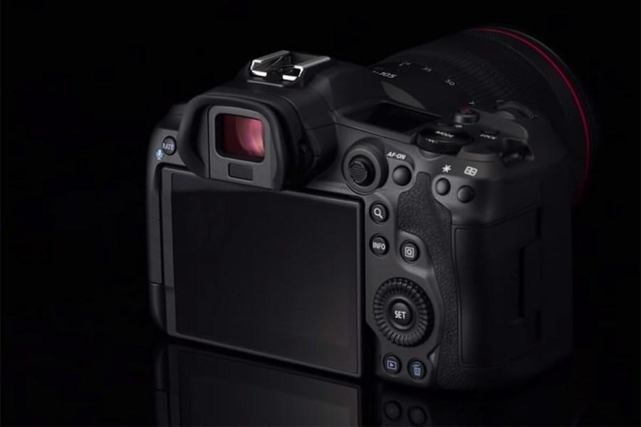 Trasera Canon EOS R5