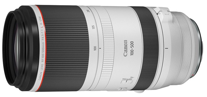 Canon RF 100-500