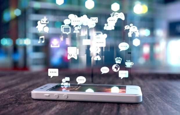 DSM Digital school of marketing - industries on social media