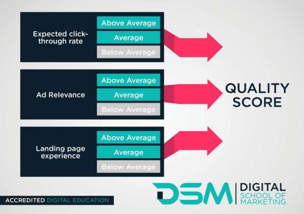 DSM Digital School of Marketing - quality score