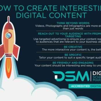 DSM Digital school of marketing - digital copywriting