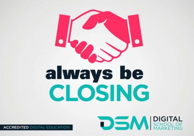 DSM Digital school of marketing - become a digital sales manager