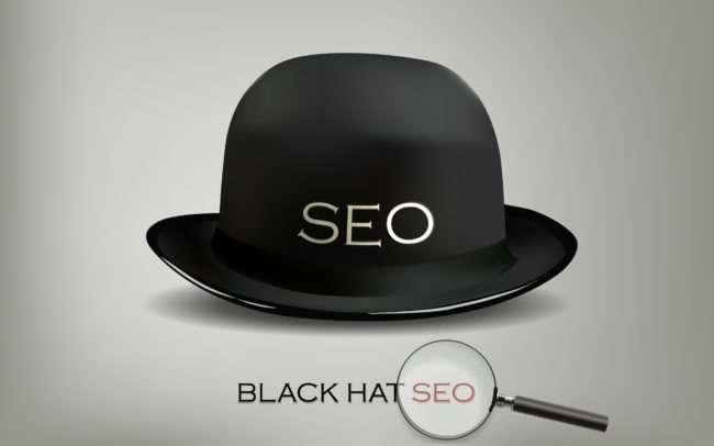 DSM Digital school of marketing - black hat seo