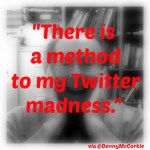 The Foolhardiness of Mismanaging Your Twitter Streams