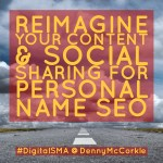 Reimagine Your Content and Social Sharing for Personal Name SEO