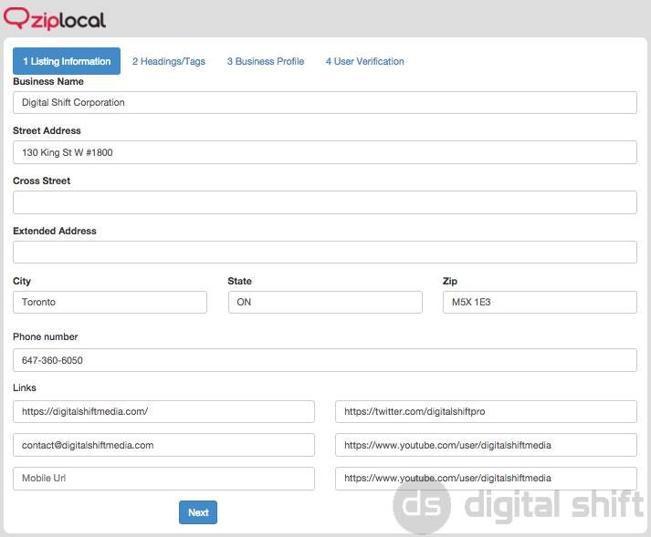 How To List Your Business on ZipLocal-4