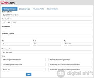How To List Your Business on ZipLocal.com