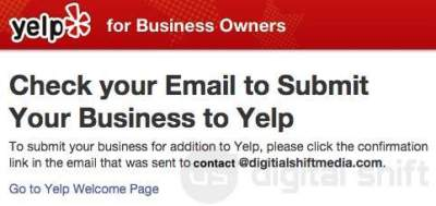How to add your business to Yelp.ca10