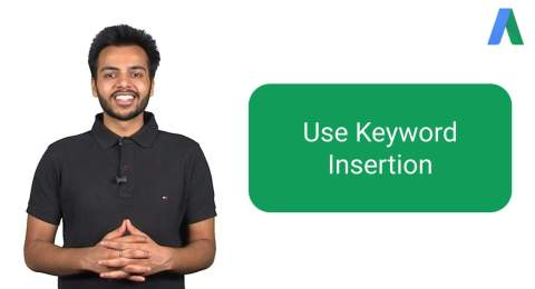 Dynamic Keyword Insertion