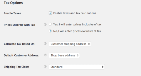 E-Commerce Tax Setup: Canadian Tax Upload File