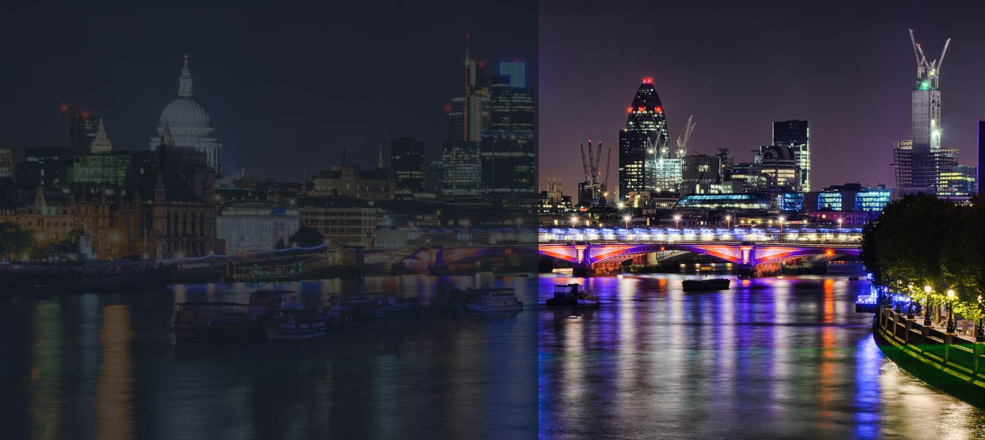 City of London Landscape