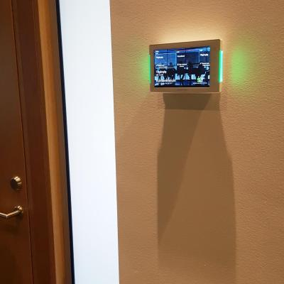 Touchpanel CRESTRON