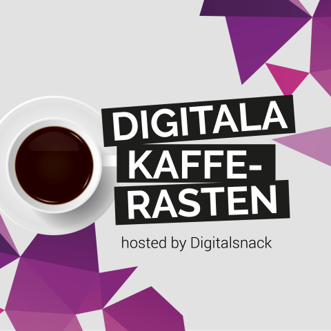 Digital kafferast Digitalsnack