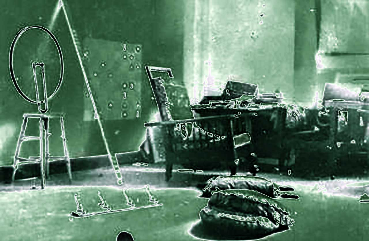 Studio of Marcel Duchamp