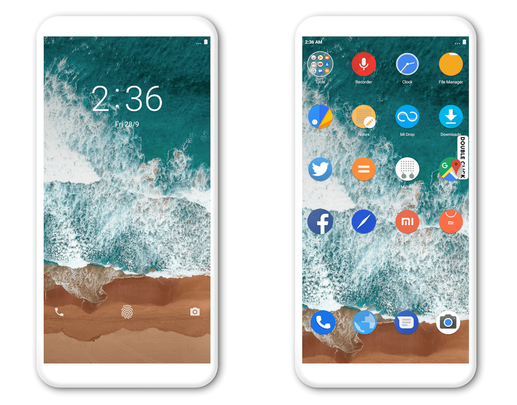 Best Theme For MIUI 9/10 - Android Pie V10 - Digital Sphere