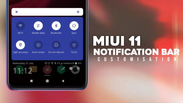 Best Customization Notification Bar For Any Android Devices