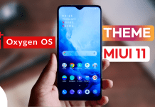 OxygenOS 10 Theme For MIUI 11