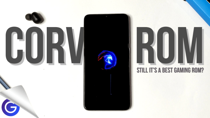 corvus os for any android devices