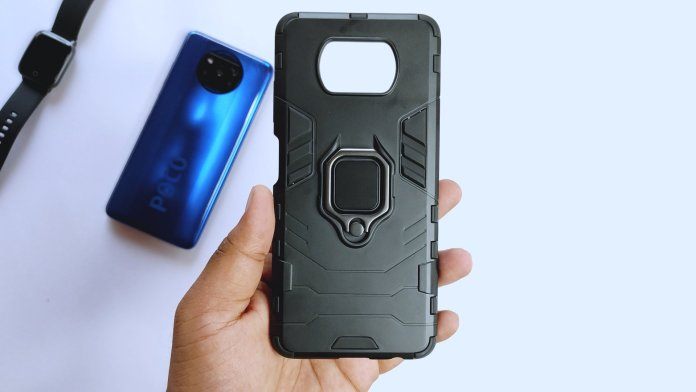 best case cover for poco x3
